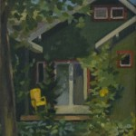 Green House, Yellow Chair