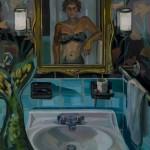Bathroom Mermaid